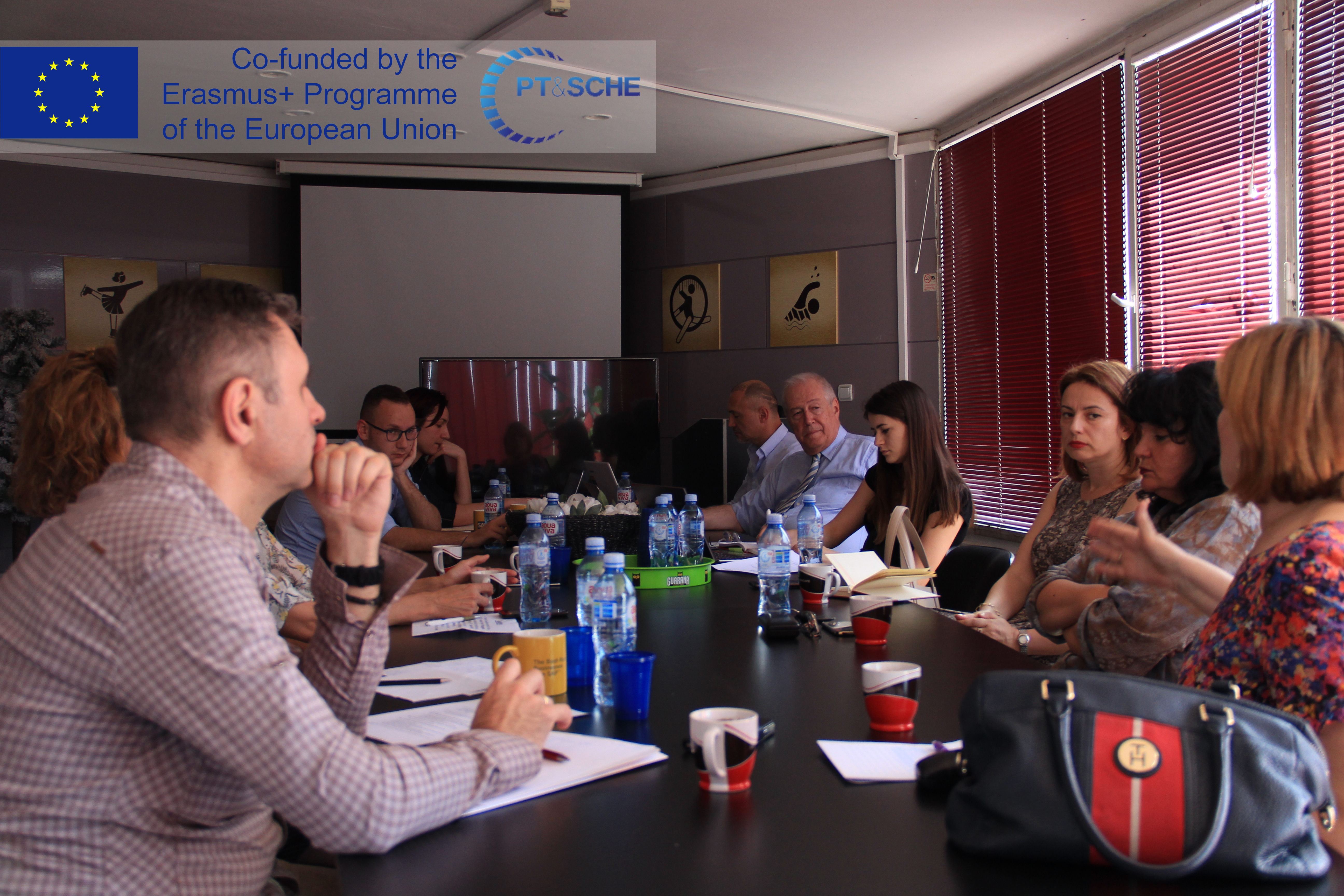 11th Local Committee Meeting organized by the Belgrade Metropolitan Universety